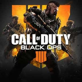 Call of Duty: Black Ops IIII is listed (or ranked) 17 on the list The Most Popular PS4 Games Right Now