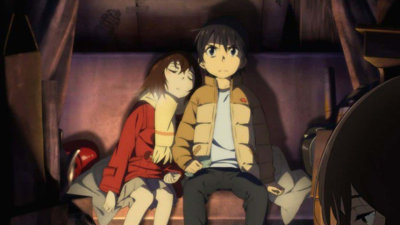 ERASED is listed (or ranked) 3 on the list The Best Anime Like Orange