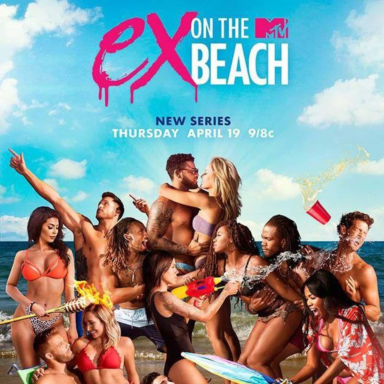 Ex on the Beach is listed (or ranked) 4 on the list What To Watch If You Love 'Jersey Shore'
