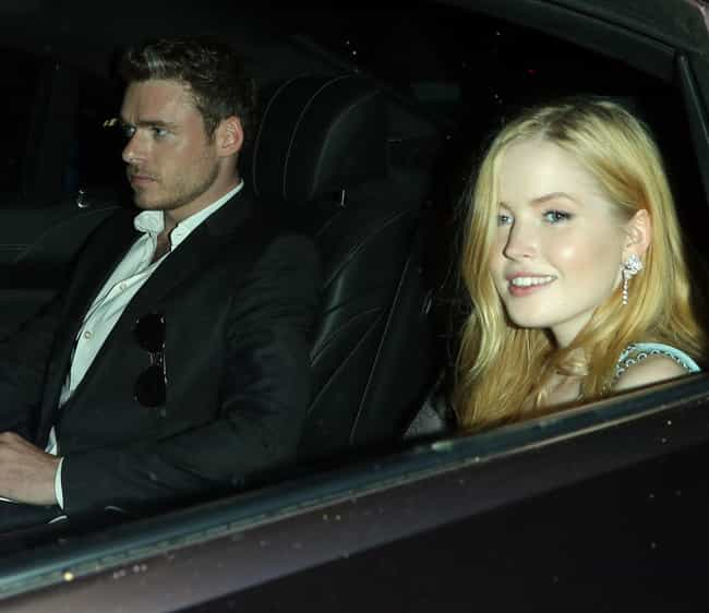 Ellie Bamber is listed (or ranked) 1 on the list Richard Madden Loves and Hookups