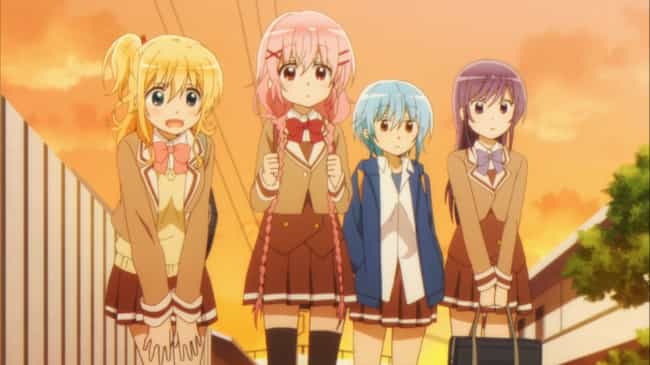 Comic Girls is listed (or ranked) 3 on the list The 13 Best Anime Like Endro!