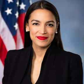 Alexandria Ocasio-Cortez is listed (or ranked) 25 on the list Famous Politicians You'd Want to Have a Beer With