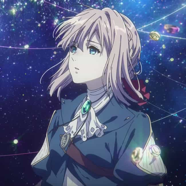 Violet Evergarden is listed (or ranked) 2 on the list The Best Anime Like Death Parade