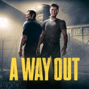 A Way Out is listed (or ranked) 2 on the list The Best PS4 Games For Couples