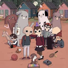 Summer Camp Island is listed (or ranked) 11 on the list The Best Animated TV Shows Of 2018