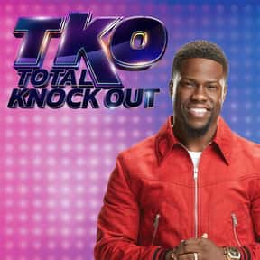 TKO: Total Knock Out is listed (or ranked) 16 on the list The Best Sports Competition Series Ever