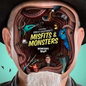Bobcat Goldthwait's Misfits &  is listed (or ranked) 13 on the list The Best Cryptozoology TV Shows