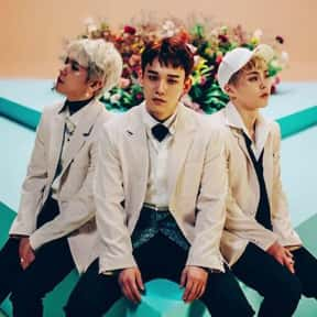 EXO-CBX is listed (or ranked) 25 on the list The Best Pop Music Trios Of All Time