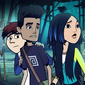 The Hollow is listed (or ranked) 10 on the list The Best Netflix Original Kids Shows