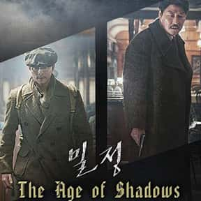 The Age of Shadows is listed (or ranked) 12 on the list The Best Korean Thrillers Of All Time