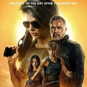 Terminator: Dark Fate is listed (or ranked) 18 on the list The Best Linda Hamilton Movies
