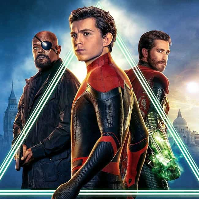 Spider-Man: Far From Home is listed (or ranked) 1 on the list All Of The 'Spider-Man' Movies, Ranked