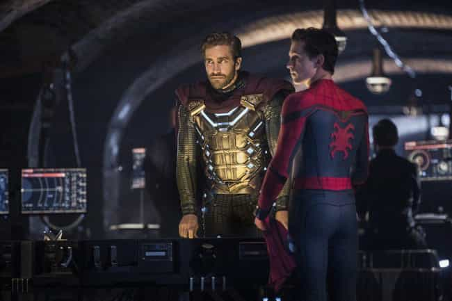 Spider-Man: Far From Home is listed (or ranked) 2 on the list The Most Anticipated Projects Of 2019, Ranked By If They Lived Up To The Hype