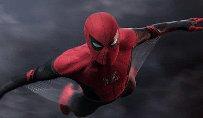 Spider-Man: Far From Home is listed (or ranked) 1 on the list Ranking Every Live-Action Spider-Man Costume