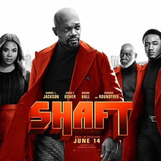 Shaft is listed (or ranked) 3 on the list The Biggest Box Office Bombs of 2019, Ranked