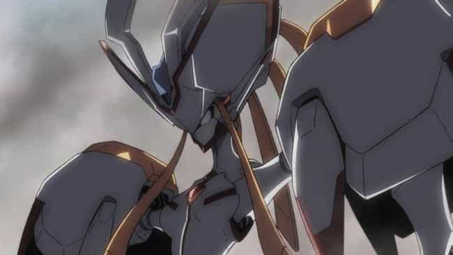 Darling in the Franxx is listed (or ranked) 3 on the list The Best Mecha In Anime