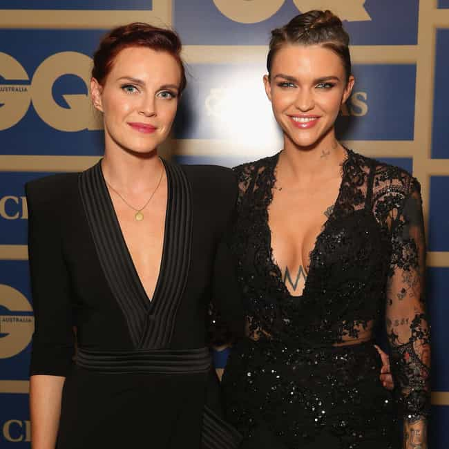 Phoebe Dahl is listed (or ranked) 4 on the list Ruby Rose Loves and Hookups