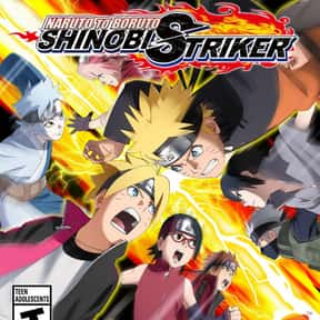 Naruto to Boruto: Shinobi Stri is listed (or ranked) 12 on the list The Best Naruto Video Games of All Time