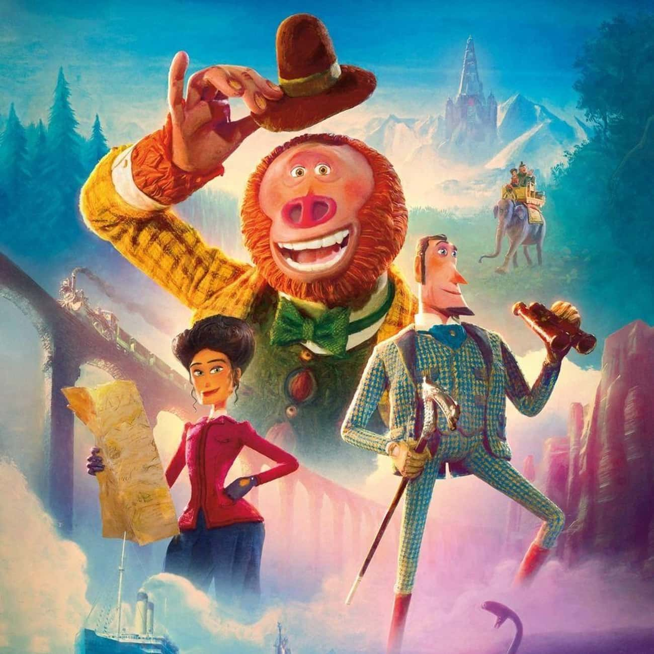 Missing Link is listed (or ranked) 2 on the list The Biggest Box Office Bombs of 2019, Ranked