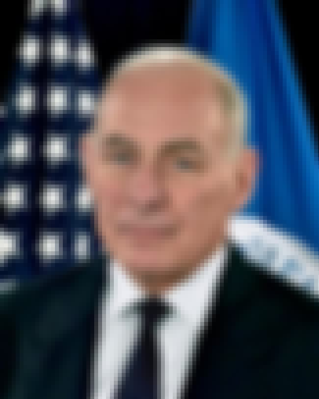John F. Kelly is listed (or ranked) 52 on the list Everyone Who Has Been Fired Or Resigned From The Trump Administration So Far
