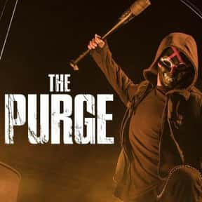 The Purge is listed (or ranked) 14 on the list The Most Stressful TV Shows In 2019