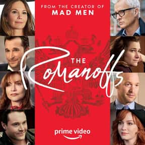 The Romanoffs is listed (or ranked) 13 on the list All the Shows Amazon Has Canceled