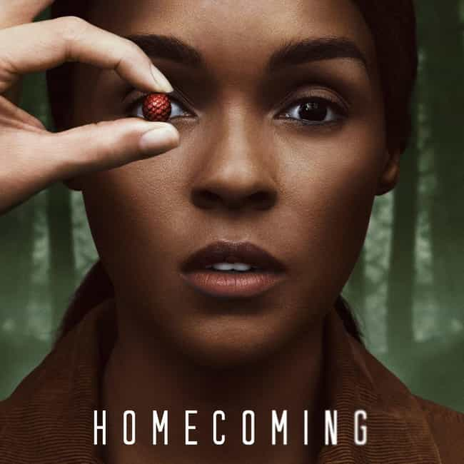 Homecoming is listed (or ranked) 1 on the list The Best TV Series That Were Originally Podcasts
