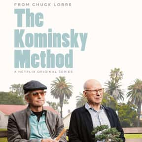 The Kominsky Method is listed (or ranked) 20 on the list The Best Golden Globe Winning Comedy Series