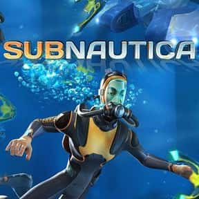 Subnautica is listed (or ranked) 1 on the list The Best Sandbox Games On Steam