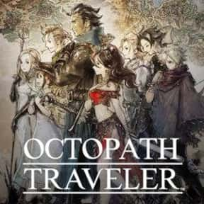 Octopath Traveler is listed (or ranked) 14 on the list The Best Current Nintendo Switch Games You Can Play Right Now