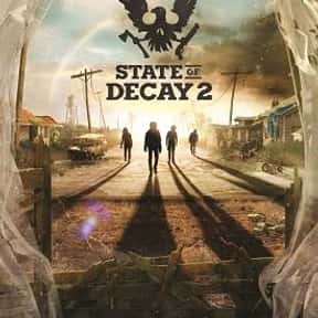 State of Decay 2 is listed (or ranked) 15 on the list The Best Shooting Games on Xbox Games Pass