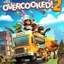 Overcooked 2 is listed (or ranked) 2 on the list The Best Co-op Games For Nintendo Switch