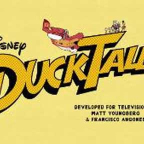 DuckTales is listed (or ranked) 8 on the list The Best Bird Cartoons
