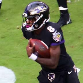 Lamar Jackson is listed (or ranked) 15 on the list The Best NFL Players From Florida