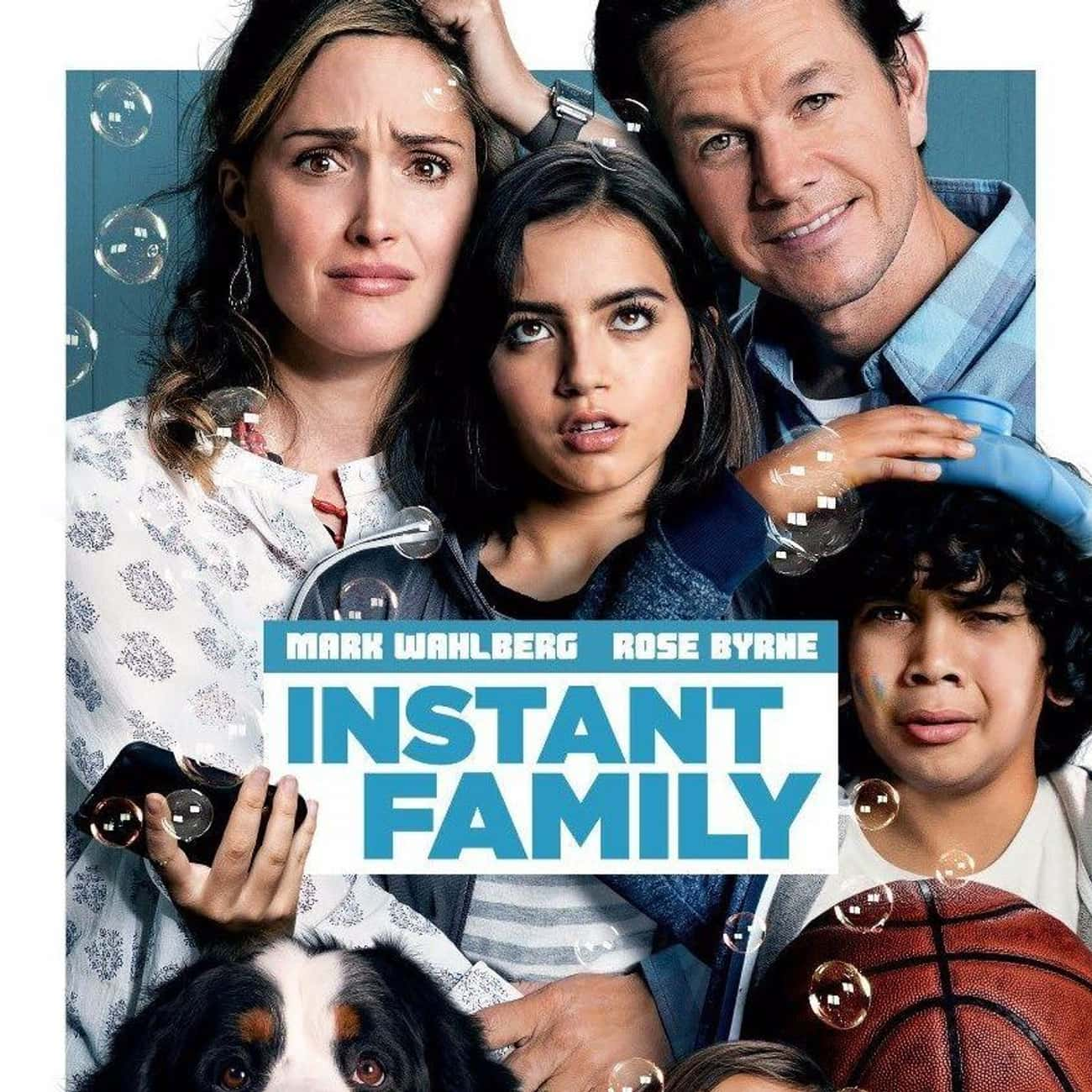 Instant Family is listed (or ranked) 1 on the list What To Watch If You Love 'Gentefied'