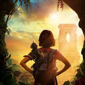 Dora and the Lost City of Gold is listed (or ranked) 6 on the list The Best PG Family-Oriented Adventure Movies