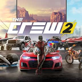 The Crew 2 is listed (or ranked) 1 on the list The Best Racing Games Of 2018, Ranked