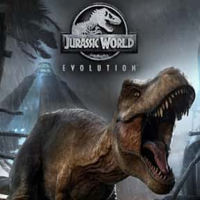 Jurassic World Evolution is listed (or ranked) 2 on the list The Best Jurassic Park Video Games Ever Made
