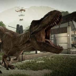 Jurassic World Evolution is listed (or ranked) 3 on the list The Best Xbox One Simulation Games