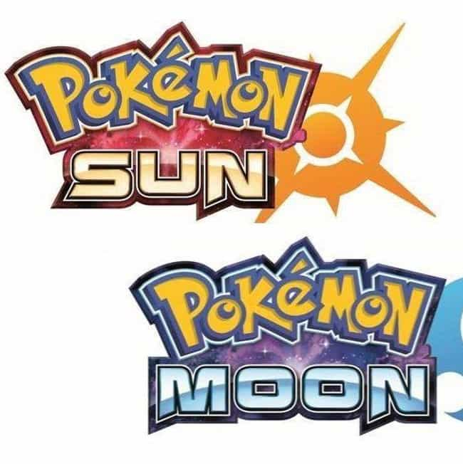 Pokémon Sun and M... is listed (or ranked) 4 on the list The Best Pokémon Nintendo 3DS Games, Ranked