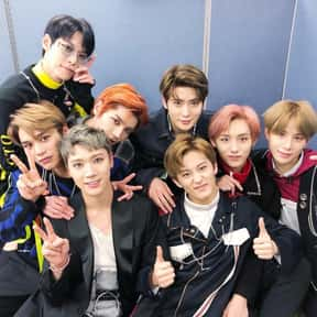 NCT U is listed (or ranked) 16 on the list The Best K-Pop Groups of All Time