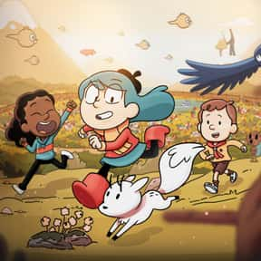 Hilda is listed (or ranked) 15 on the list The Best Current Animated Series