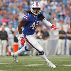 Tremaine Edmunds is listed (or ranked) 10 on the list Who is the Best Linebacker in the NFL Right Now?
