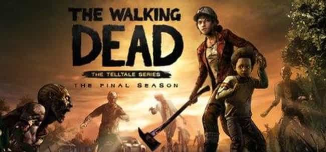 The Walking Dead: The Final Se... is listed (or ranked) 2 on the list The Best Episodic Telltale Games
