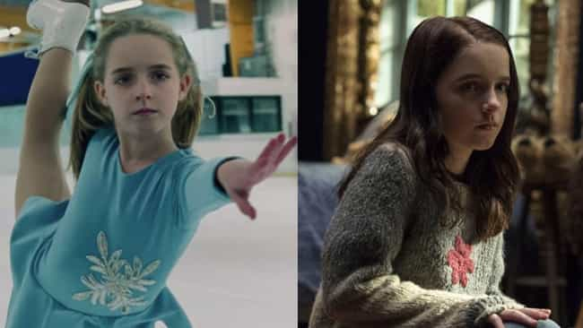 Mckenna Grace is listed (or ranked) 7 on the list Here's Where You've Seen Everyone In 'The Haunting Of Hill House' Before
