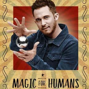 Magic for Humans is listed (or ranked) 23 on the list The Best Rainy Day Shows To Watch When You're Bored And Stuck Inside