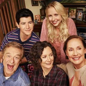 The Conners is listed (or ranked) 23 on the list The Best TV Reboots & Revivals