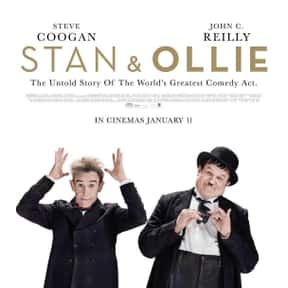 Stan & Ollie is listed (or ranked) 3 on the list The Very Best Biopics About Real People