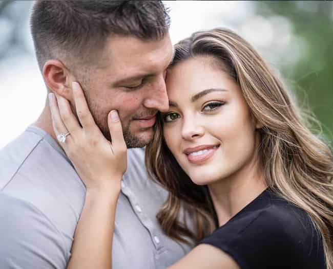 Demi-Leigh Nel-Peters is listed (or ranked) 1 on the list Tim Tebow Loves and Hookups