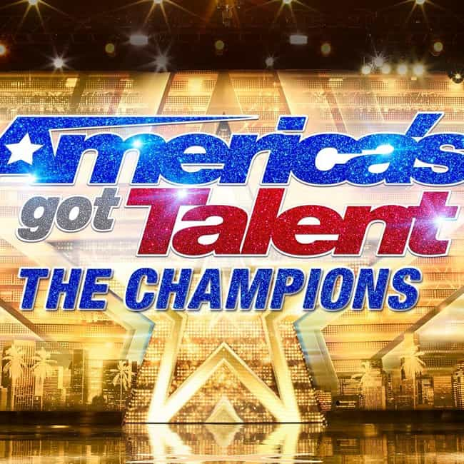 America's Got Talent: The Cham... is listed (or ranked) 5 on the list The Best Simon Cowell Shows